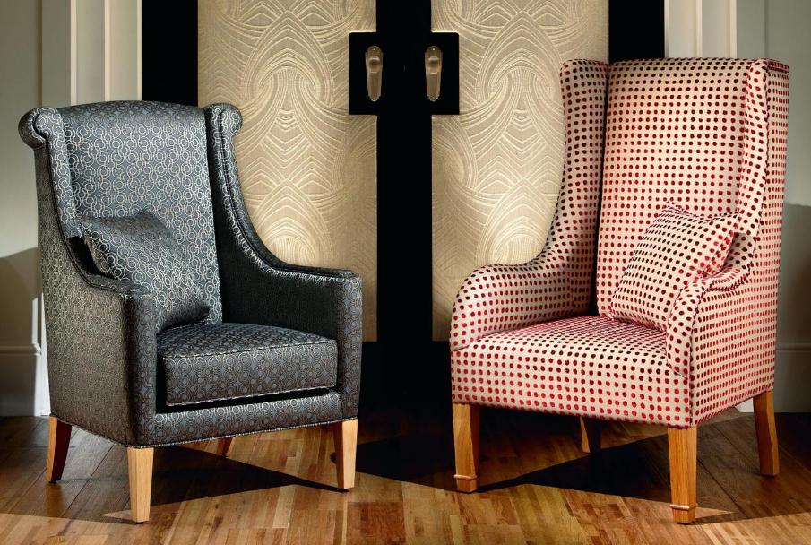 Выбираем обивку для кресла