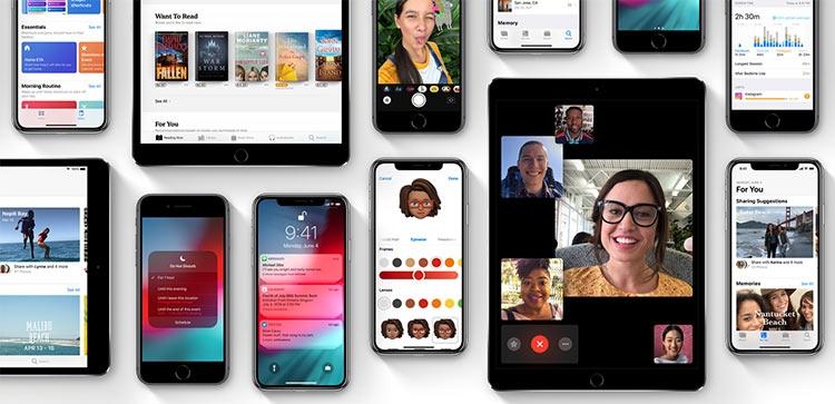 Apple представила iOS 12″