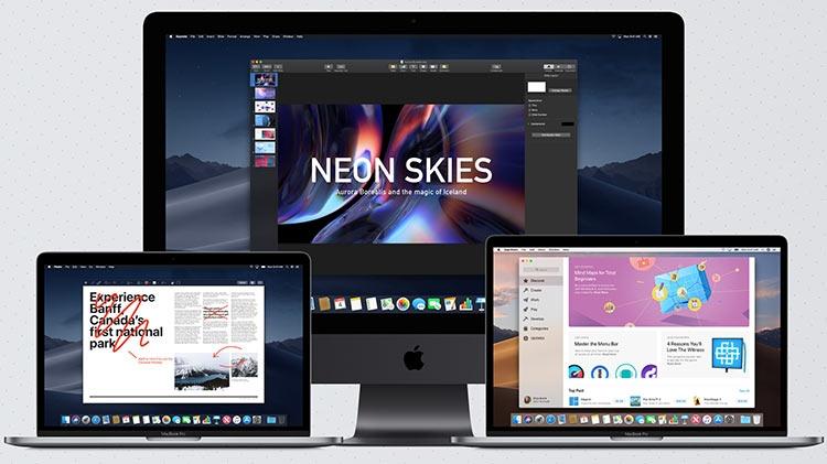 Apple анонсировала macOS Mojave с тёмным стилем»